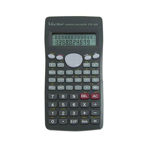 Kalkulatory, Kalkulator naukowy VECTOR CS-102