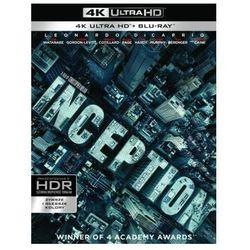 Incepcja (Blu-ray 4K) - Christopher Nolan DARMOWA DOSTAWA KIOSK RUCHU