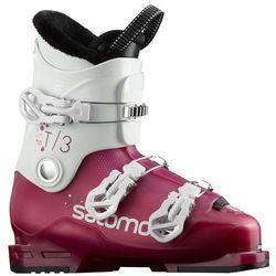 SALOMON T3 RT GIRLY ROSE - buty narciarskie R. 24/24,5