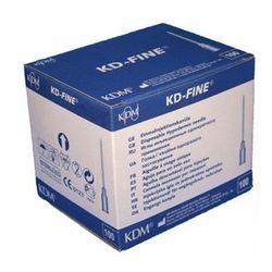 Igły iniekcyjne KD Medical - Fine 1,2 mm x 40 mm, 100 szt.
