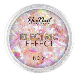 NeoNail ELECTRIC EFFECT Pyłek No 01