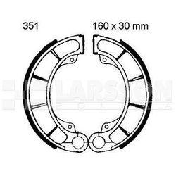 Szczęki hamulcowe komplet EBC 351 4200603 Honda TRX 400, TRX 250