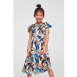Mango Kids - Sukienka dziecięca Kathy 110-152 cm