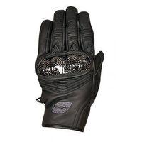 Rękawice motocyklowe, RĘKAWICE OZONE STICK II BLACK
