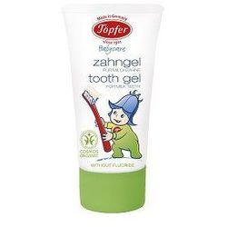 TOPFER 50ml Babycare Żel do mycia zębów mlecznych dla dzieci z ksylitolem