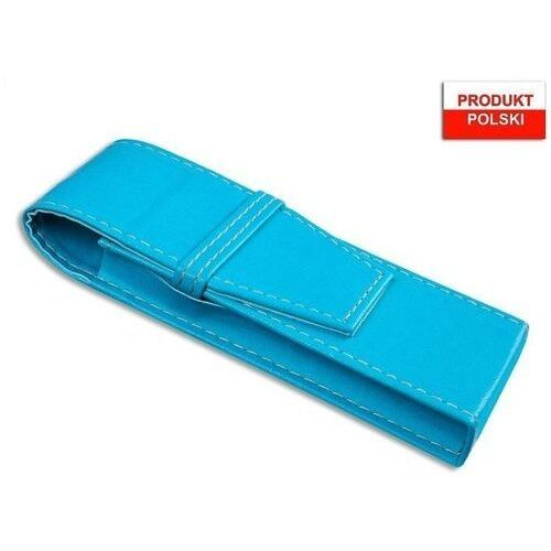 Długopisy, Etui na długopisy WAR-1014 Błękitny WARTA