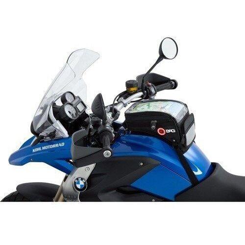 Pozostałe akcesoria do motocykli, Q-bag torba motocyklowa na bak genua