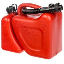 Kanister dwukomorowy na paliwo 5 + 2 l
