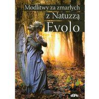 Książki religijne, Modlitwy za zmarłych z Natuzzą Evolo (opr. miękka)