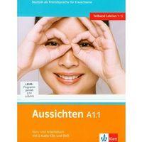 Językoznawstwo, Aussichten A1.1 Z Płytą Cd (opr. miękka)