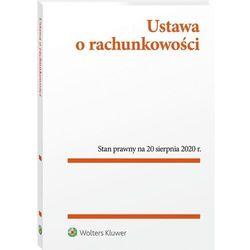 Ustawa o rachunkowości (opr. broszurowa)