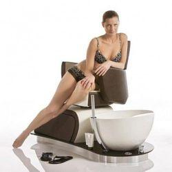 Fotel kosmetyczny do pedicure LONG ISLAND jacuzzi