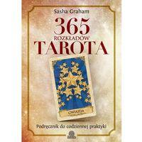 E-booki, 365 rozkładów Tarota. Podręcznik do codziennej praktyki - Sasha Graham