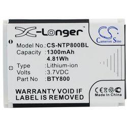 CipherLab 8000 / BA-80S1A2 1300mAh 4.81Wh Li-Ion 3.7V (Cameron Sino)