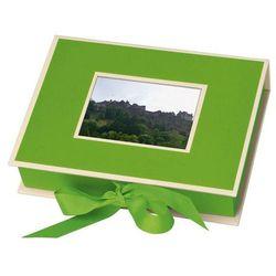 Pudełko na zdjęcia Die Kante limonkowe