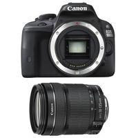Lustrzanki, Canon EOS 100D