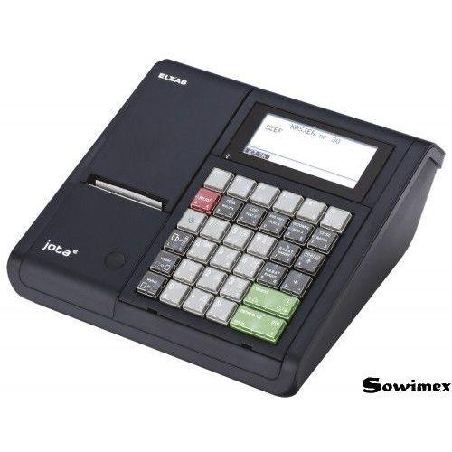 Kasy fiskalne, Kasa fiskalna ELZAB Jota E 4K (4095 PLU) Leasing serw24h