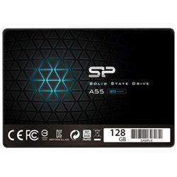 """Dysk SSD Silicon Power A55 128GB 2.5"""" SATA3 (520/330) 7mm"""
