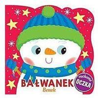 Książki dla dzieci, Bałwanek Benek. Ruchome oczka - Praca zbiorowa