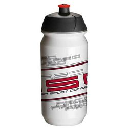 Bidon AUTHOR AB-TCX-SHIVA biało-czerwony pojemność 500ml