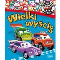 Literatura młodzieżowa, Wielki wyścig Samochodzik Franek (opr. miękka)