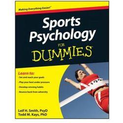 Sports Psychology For Dummies (opr. miękka)