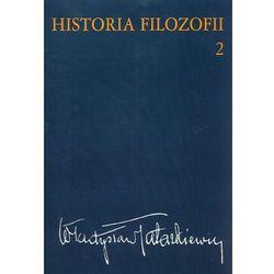 Historia filozofii Tom 2. Filozofia nowożytna do roku 1830 (opr. miękka)