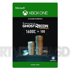Tom Clancy's Ghost Recon Wildlands - Pakiet kredytów GR 1700 [kod aktywacyjny]