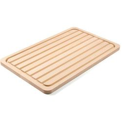 Drewniana deska do krojenia | dwustronna | 530x325mm