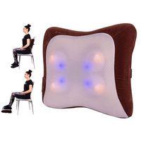 Poduszki, Poduszka masująca do masażu rehabilitacyjna inSPORTline Matabo + podgrzewanie