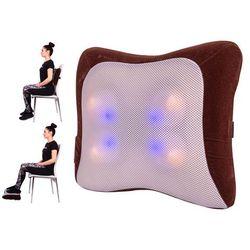 Poduszka masująca do masażu rehabilitacyjna inSPORTline Matabo + podgrzewanie