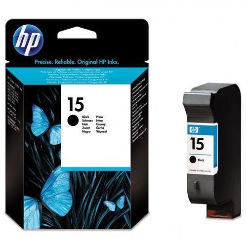 Akcesoria do faksów, HP tusz Black Nr 15, 15N, C6615NE