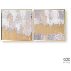 Obraz ręcznie malowany - Laguna 104017