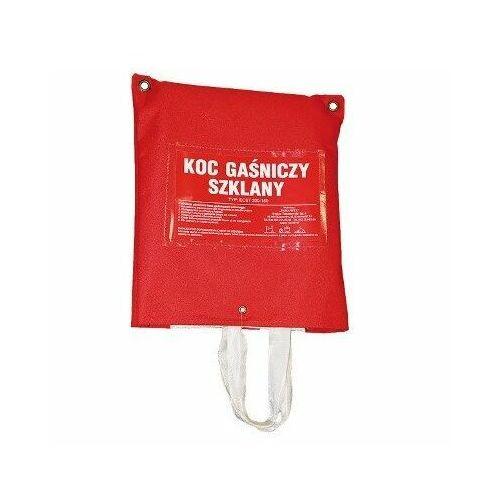 Sprzęt przeciwpożarowy, Koc gaśniczy ECST200-150 180x140 atest CNBOP