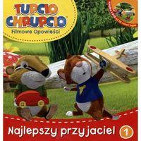 Książki dla dzieci, Najlepszy przyjaciel 1 Tupcio Chrupcio (opr. twarda)