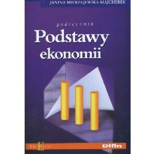 Biblioteka biznesu, Podstawy ekonomii Podręcznik (opr. kartonowa)