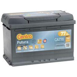 Akumulator Centra FUTURA 12V 77Ah/760A wysoki