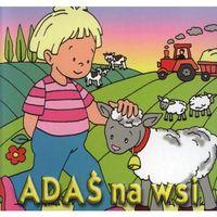 Książki dla dzieci, Adaś na wsi (opr. twarda)