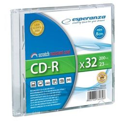 Mini-CDR Esperanza 200MB x32 slim 1szt.