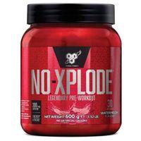 Odżywki przedtreningowe, BSN NO Xplode 3.0 - 30s 600g - Fruit Punch