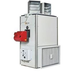 Nagrzewnica olejowa lub gazowa stacjonarna SF 190 - wersja 186 kW