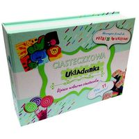 Książki dla dzieci, Ciasteczkowa układanka - Wysyłka od 5,99 - kupuj w sprawdzonych księgarniach !!!