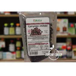CYTRYNIEC CHIŃSKI 100g Suszone owoce SCHISANDRA