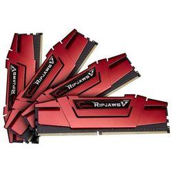 Pamięć G.Skill Ripjaws V DDR4, 32GB (8GBx4), 3000MHz, CL15, 1.35V (F4-3000C15Q-32GVR) Darmowy odbiór w 21 miastach!