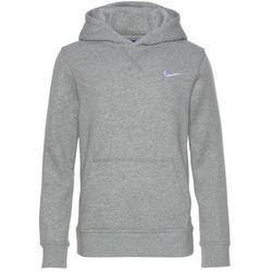Nike Sportswear Bluza nakrapiany szary / biały