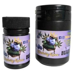 Susz CBD Blueberry Queen THC <0,2 %, CBD ~ 10% 3g