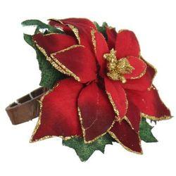 Serwetnik z kwiatem Mag 11 cm