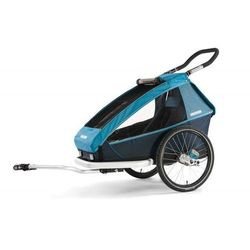 Przyczepka rowerowa / wózek biegowy CROOZER Kid for 1 Next Generation 2019