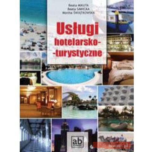 Leksykony techniczne, USŁUGI HOTELARSKO-TURYSTYCZNE F-AB (opr. broszurowa)