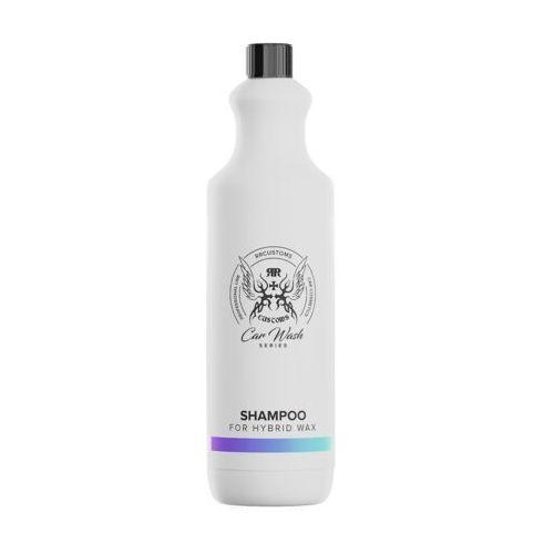 Szampony samochodowe, RRC Shampoo for Hybrid Wax 1l szampon do wosku